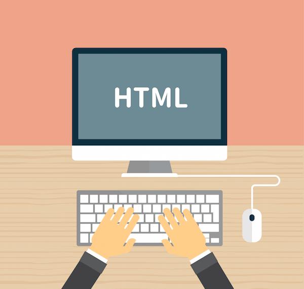 HTML文章を書く