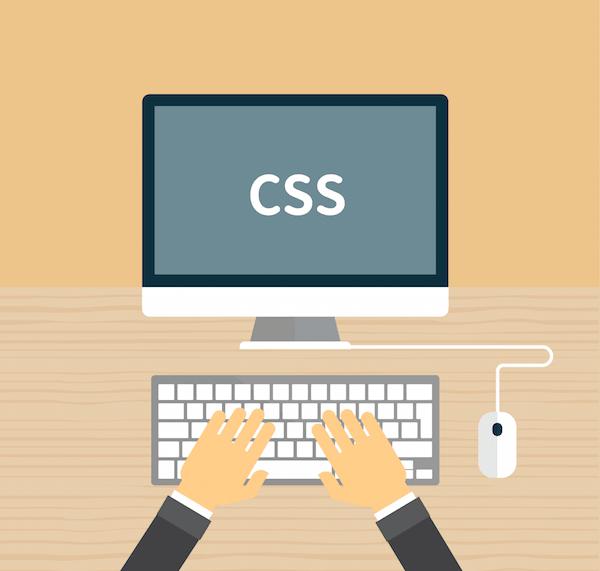 CSSを書く