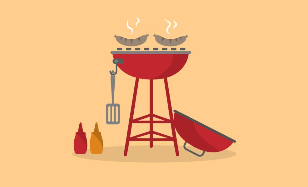 肉の焼き方の違い