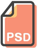 psd形式