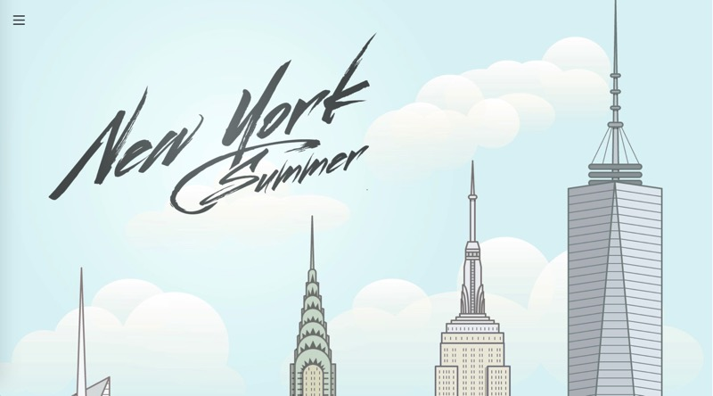 New York Summer  Jake Blakeley