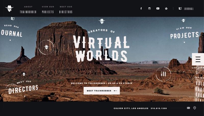 Trainrobber AR  VR 🔊