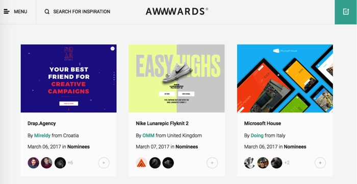 Awwwards  Website Awards  Best Web Design Trends 🔊 1