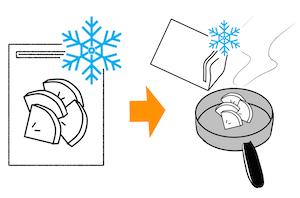 冷凍大根はそのまま調理