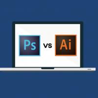 PhotoshopとIllustratorの違い:8つの具体例で比較