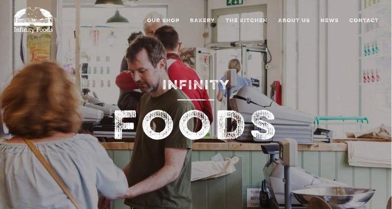Foods  Infinity Foods