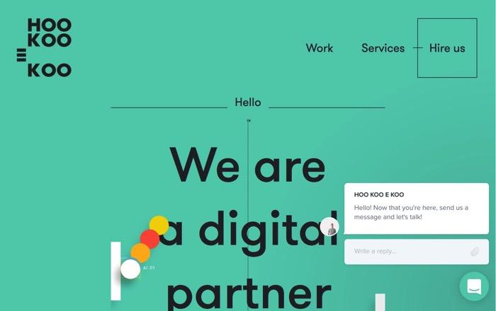 HOO KOO E KOO  Digital Partner