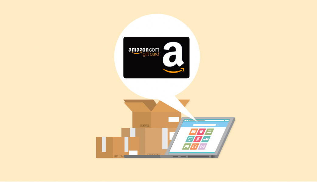 Amazonギフトカードの使い方