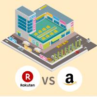 【図解】Amazonと楽天どっちがおすすめ?違いを徹底比較