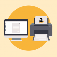 アマゾンの領収書をPDFでサクッと保存:まとめて印刷したいときは?