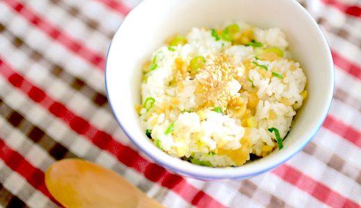 ズボラ天丼レシピ