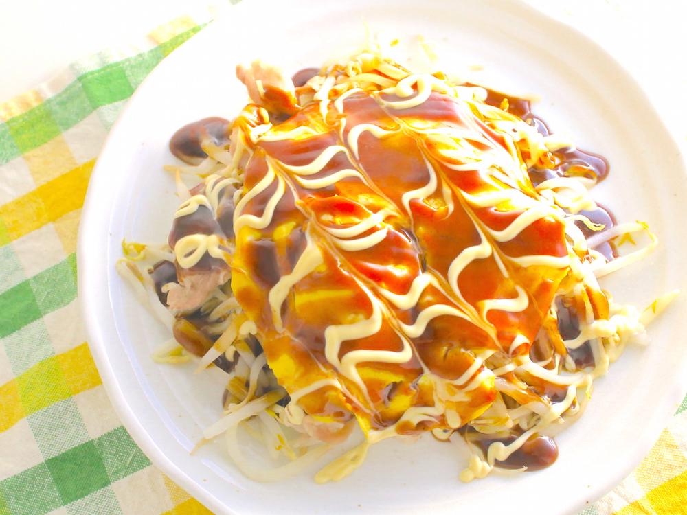 とんぺい焼きの簡単レシピ