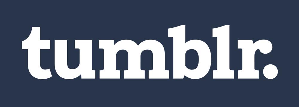 tumblrのロゴ