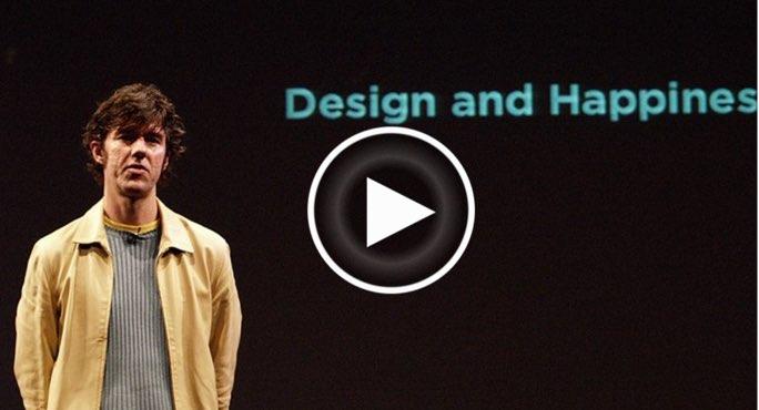 ted:ハッピーデザインについて