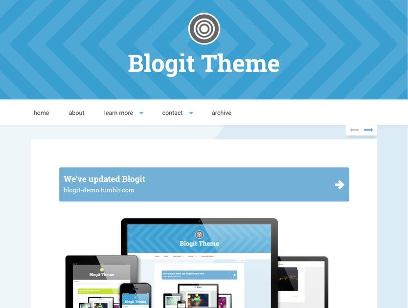 blogit theme