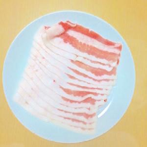 薄切り豚バラ肉