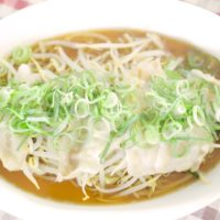 豚バラもやしポン酢のレシピ〜電子レンジで作る安ウマ簡単おかず〜