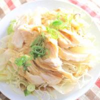 【ズボラ棒棒鶏】コンビニのサラダチキン活用レシピ