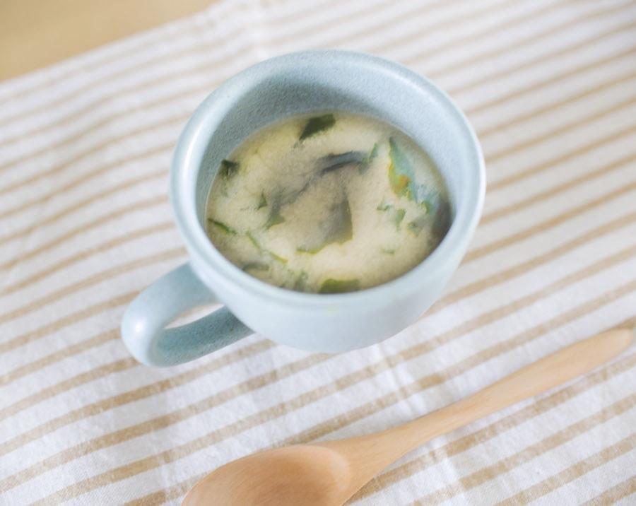 簡単味噌汁の作り方