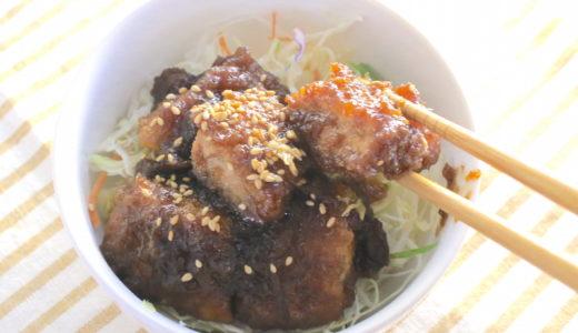 ソースカツ丼の簡単レシピ
