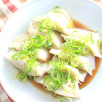 冷凍餃子で作る超簡単おかずレシピ!おつまみとしてもおすすめ