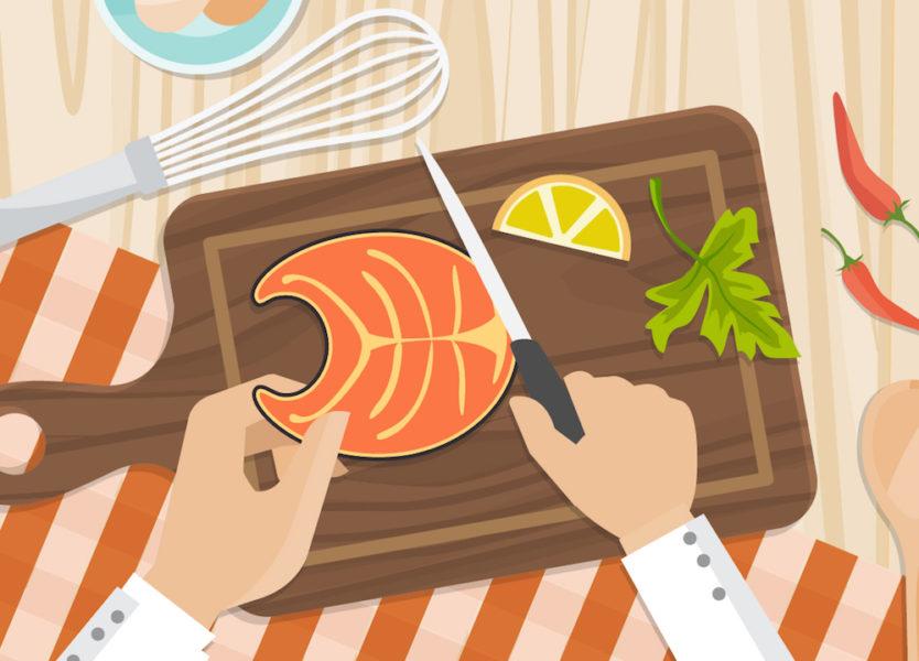 自炊を続けるコツとしての料理の手抜き方法