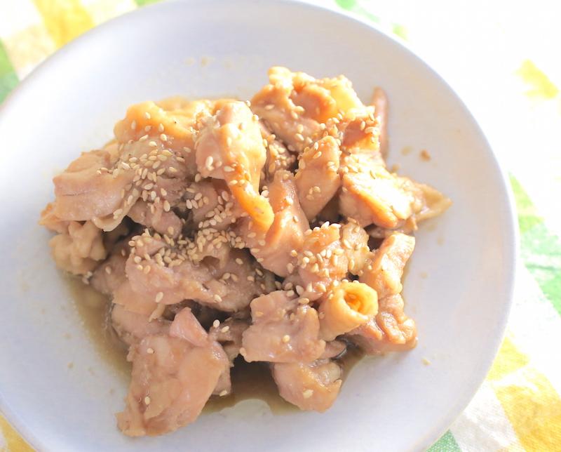 電子レンジで作る鶏もも肉の簡単レシピ