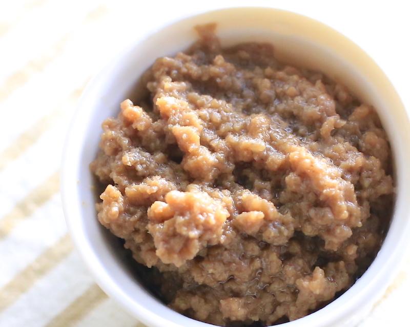 電子レンジで作る肉味噌そぼろの簡単レシピ