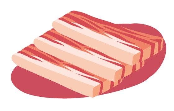 避けるべき豚肉