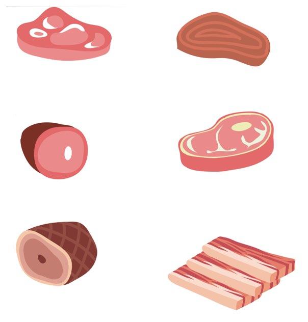 豚肉の種類