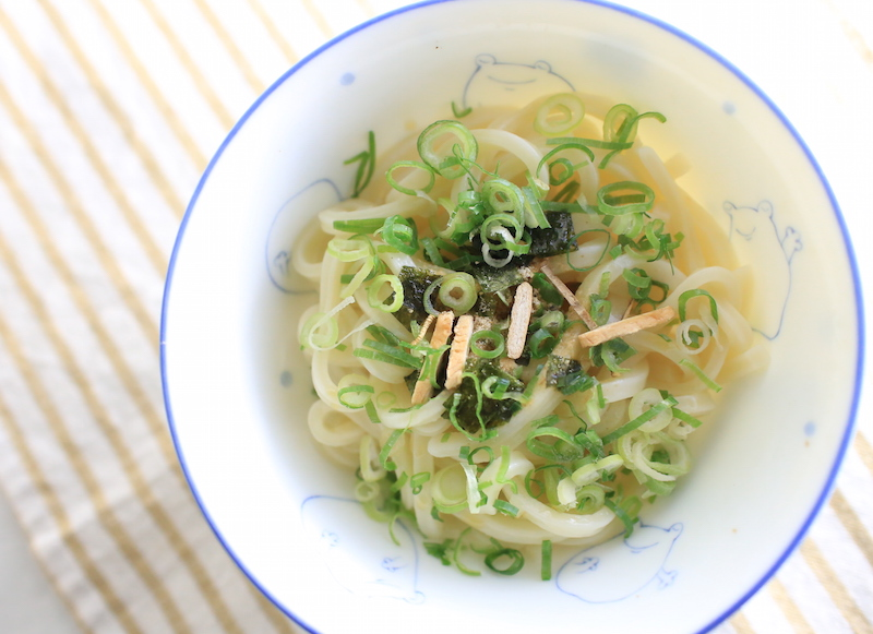 冷凍うどんの簡単ズボラ飯レシピ