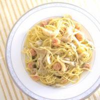 フライパンに入れるだけ!簡単激ウマ和風パスタのレシピ