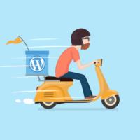 WordPressを高速化する方法のイメージ