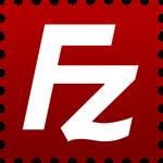 FileZillaのロゴ