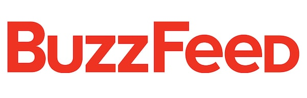 BuzzFeedのロゴ