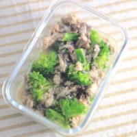 鯖水煮缶とブロッコリーで作る簡単おかずレシピ