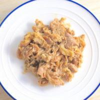 電子レンジですぐに作れる豚生姜焼きの簡単レシピ