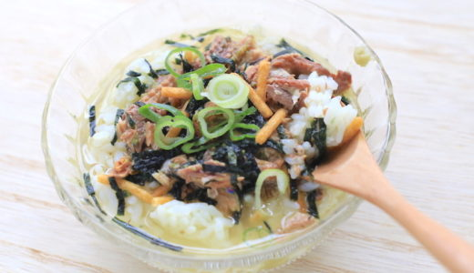さんま蒲焼き缶で作るズボラ飯の簡単レシピ
