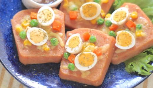 ストックポークの簡単アレンジレシピ