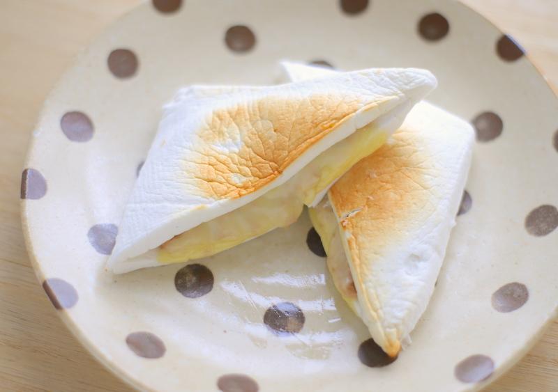 はんぺんのツナチーズサンドの簡単レシピ
